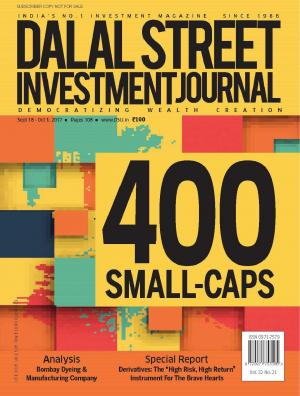 Dalal Street Investment Journal, Volume 32 Issue no 21 October 1st, 2017