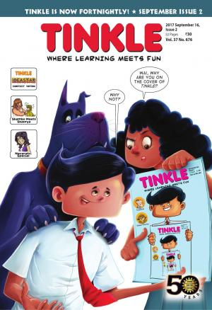 TINKLE SEPTEMBER 2017  ISSUE 2
