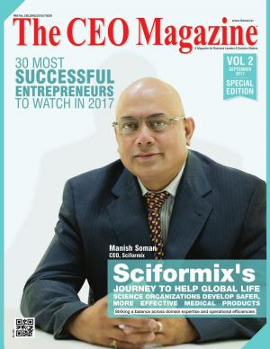 The CEO Magazine September Issue Special