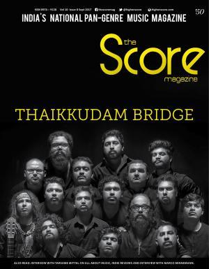 The Score Magazine September 2017 Issue!