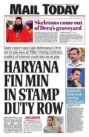 Mail Today Issue September 21, 2017