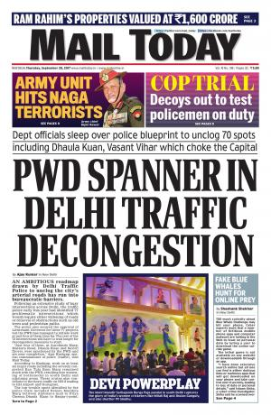 Mail Today issue, September 28