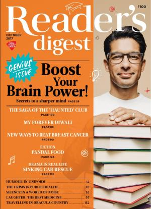 Reader's Digest- October 2017