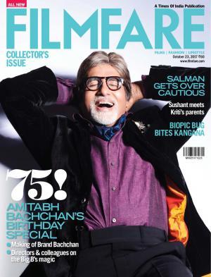 Filmfare 23 OCTOBER 2017