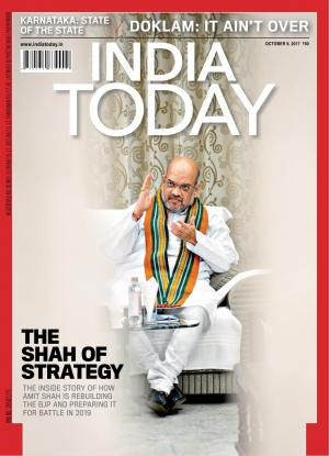 India Today -9th October 2017