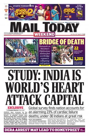 Mail Today September 30, 2017