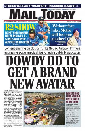 Mail Today October 2, 2017
