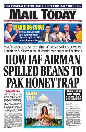 Mail Today issue October 11, 2017
