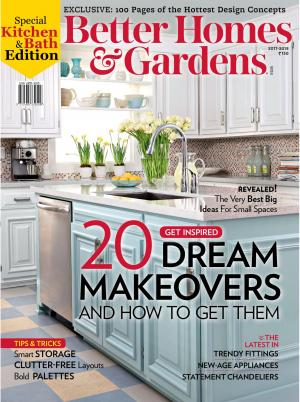 BH&G Kitchen & Bath issue
