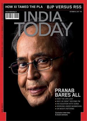 India Today -23rd October 2017