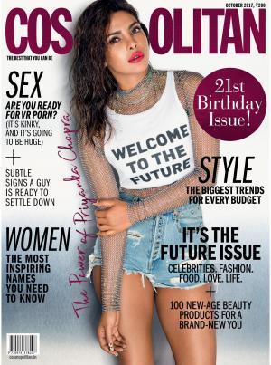 Cosmopolitan - October 2017