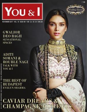 November-2017, Issue 40- Aditi Rao Hydari