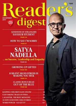 Reader's Digest- November 2017