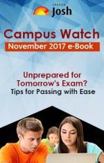 Campus Watch November 2017 ebook