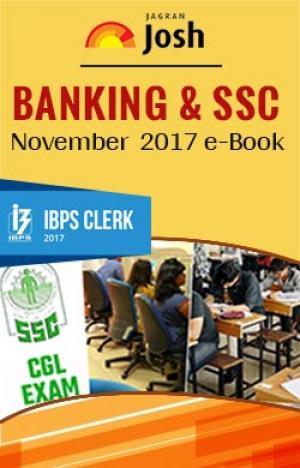 Banking & SSC November 2017 eBook