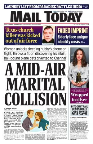 Mail Today issue November 7, 2017