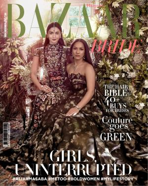 Harpers Bazaar Bride- November 2017