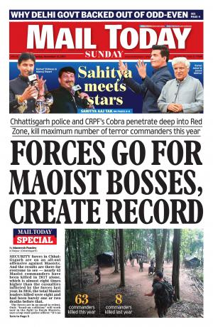 Mail Today issue November 12, 2017