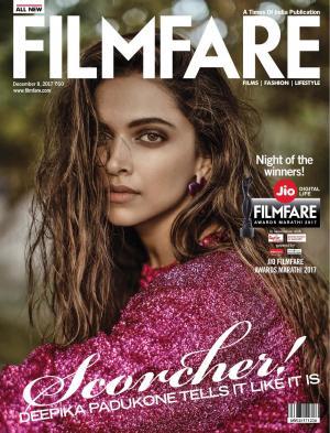 Filmfare 8 December 2017