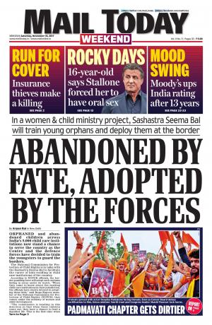 Mail Today Issue November 18, 2017