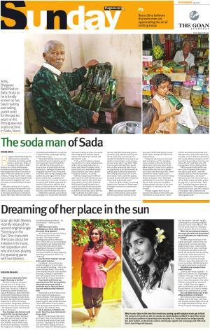 The Goan-Sunday suppliment