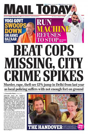 Mail Today Issue November 21, 2017