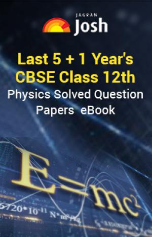 Last 5+1 Year's CBSE Class 12th Physics Solved Question Papers - eBook