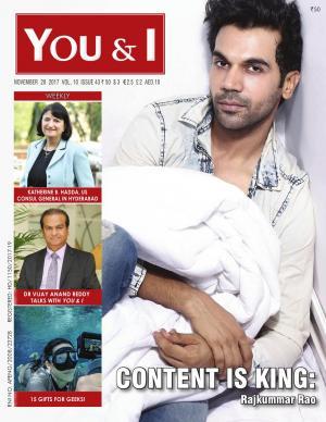 November 20, 2017- Issue-43 - Rajkumar Rao