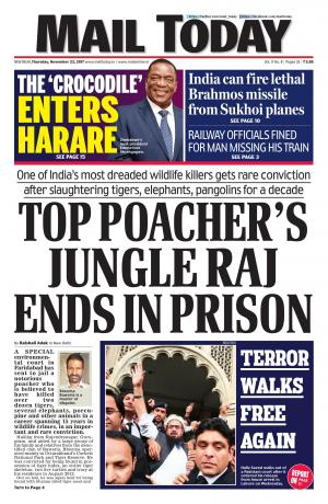 Mail Today Issue November 23, 2017