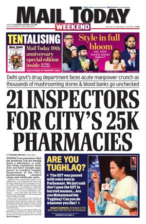 Mail Today Issue 25.11.2017