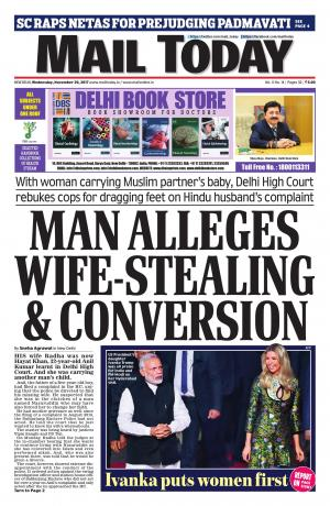 Mail Today Issue 29.11.2017
