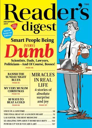 Reader's Digest- December 2017