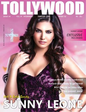 Tollywood Magazine English February 2014