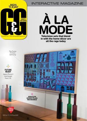 Gadgets and Gizmos-November 2017