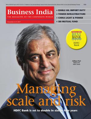 Business India (December 4-17, 2017)