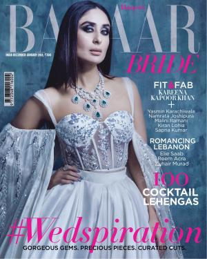 Harpers Bazaar Bride- December-January 2018