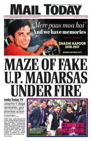 Mail Today issue, December 5