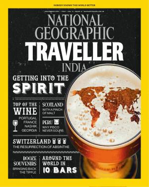 National Geographic Traveller India - December 2017 • Vol 6 • Issue 6