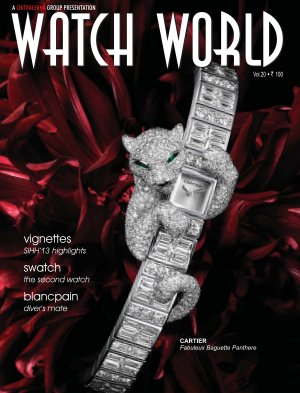 Watch World Issue Dated May 2013