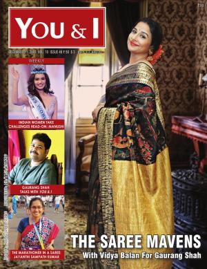 December 11, 2017- Issue-46 - Vidya Baalan