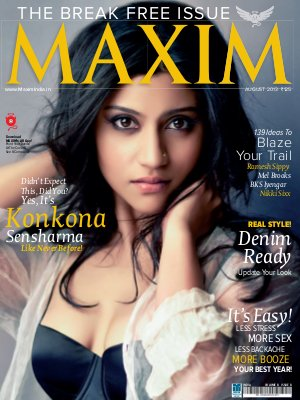 Maxim India_August_2013 - Read on ipad, iphone, smart phone and tablets.
