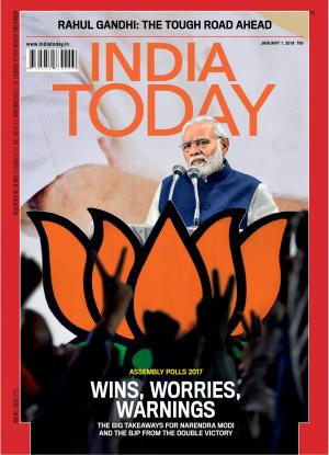 India Today -01st January 2018