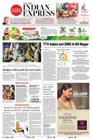 The New Indian Express-Thrissur