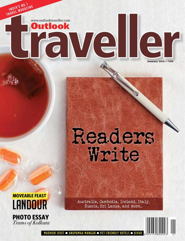 Outlook Traveller e-magazine in English by Outlook
