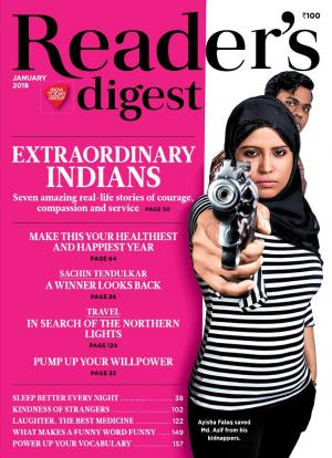 Reader's Digest-January 2017
