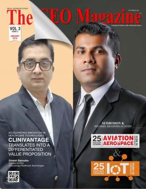 The CEO Magazine January 2018 Issue