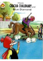 Chacha-Chaudhary-And-Blue-Diamond-English - Read on ipad, iphone, smart phone and tablets.