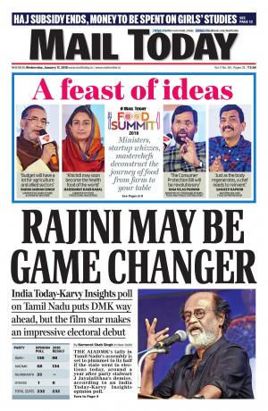 Mail Today Issue January 17, 2018