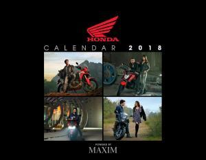 Maxim Calendar