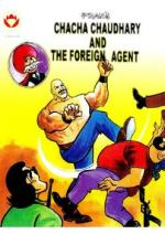 Chacha-Chaudhary-And-The-Foreign-Agent-English - Read on ipad, iphone, smart phone and tablets.
